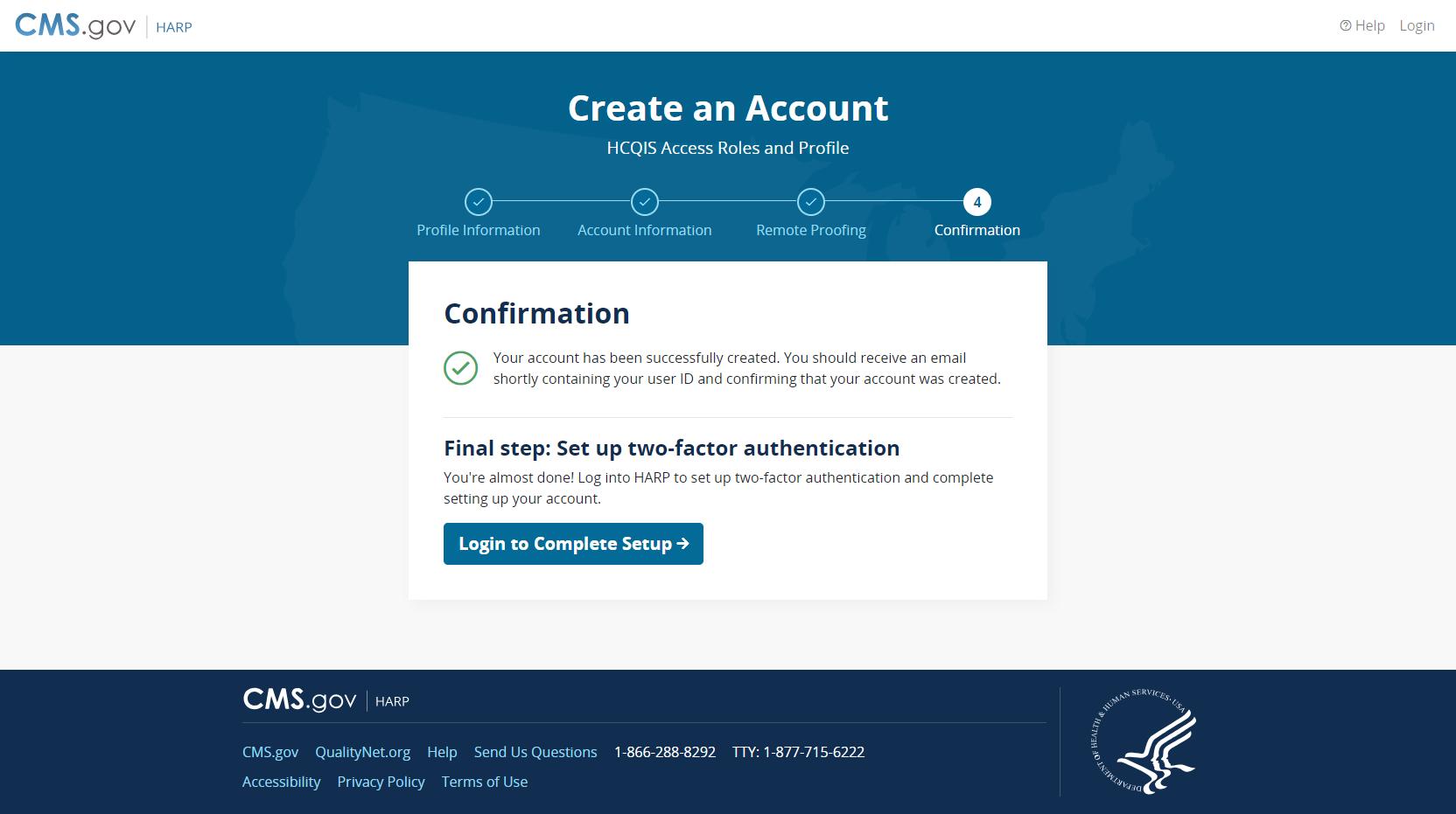 HARP-registration_confirmation-remote-proofing