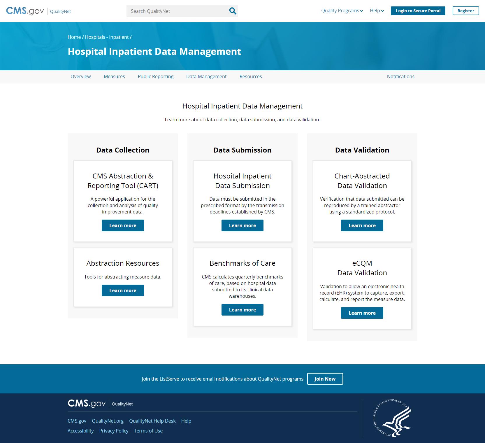 QNP-data-management