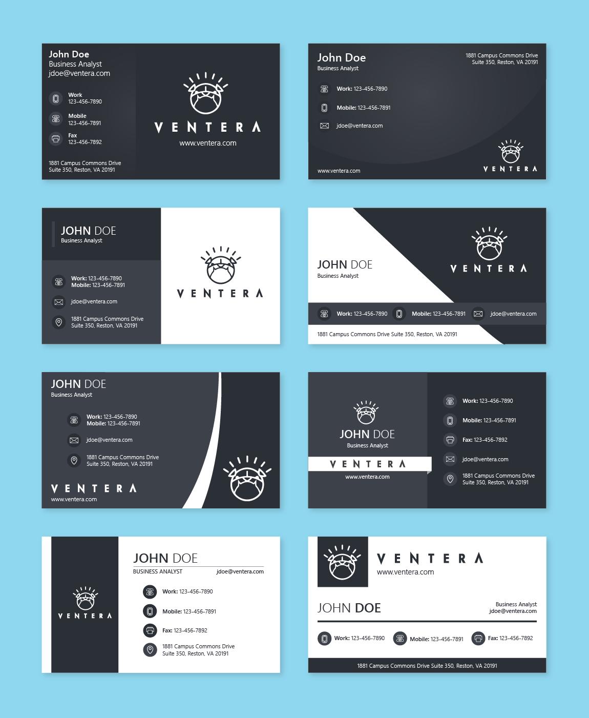Ventera-business-cards